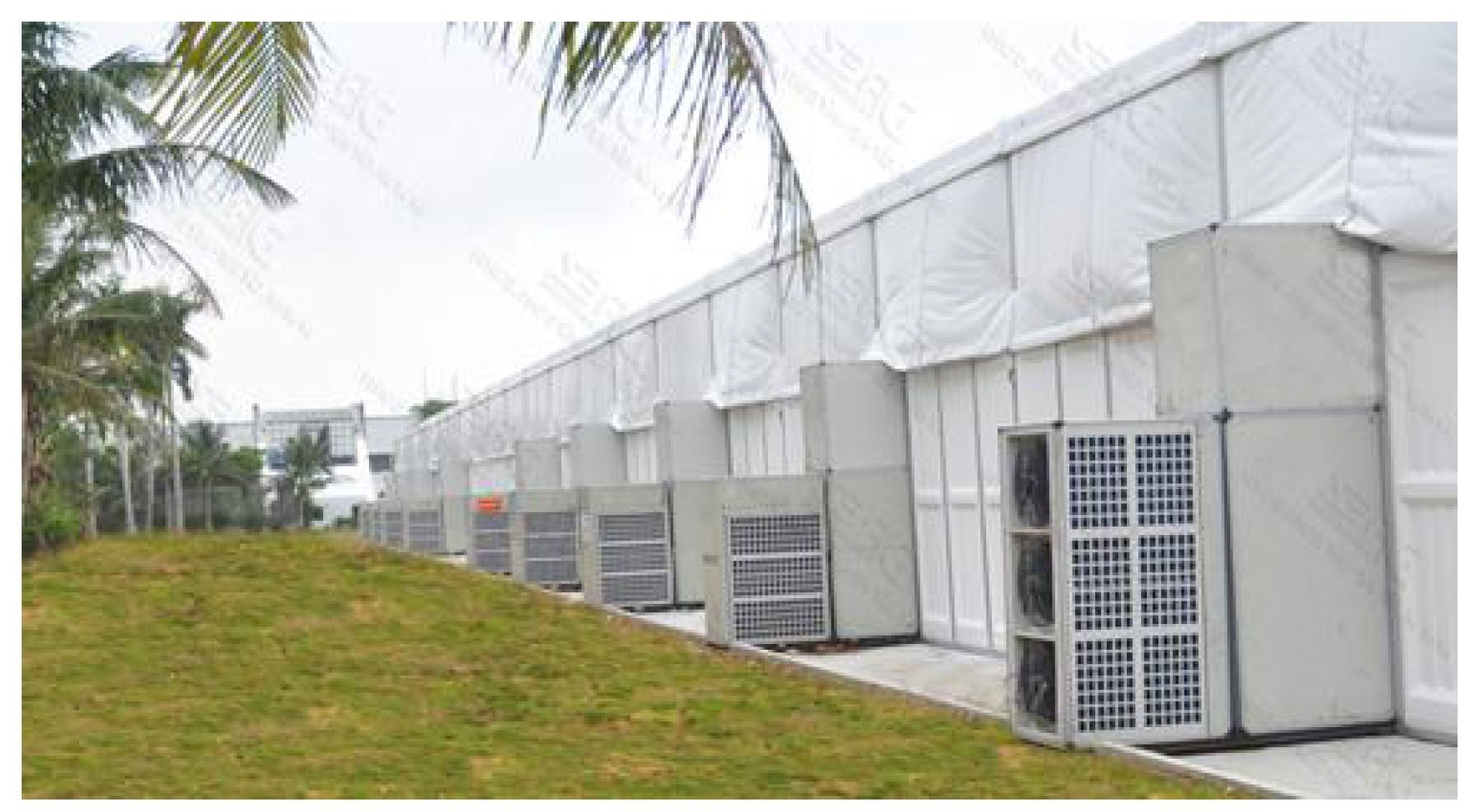 Tent Air Conditioner rental & Tent air conditioning u2013 Air conditioners